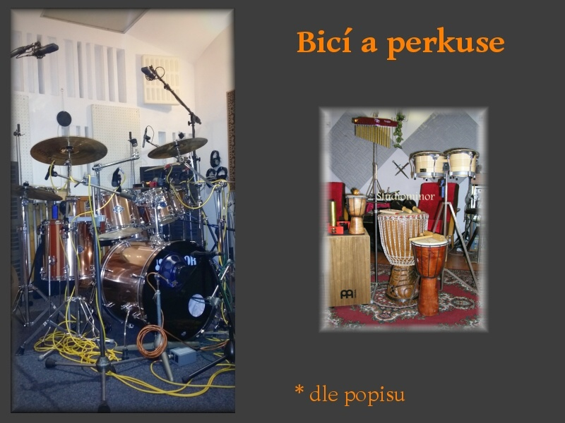 Drums, Perccusion